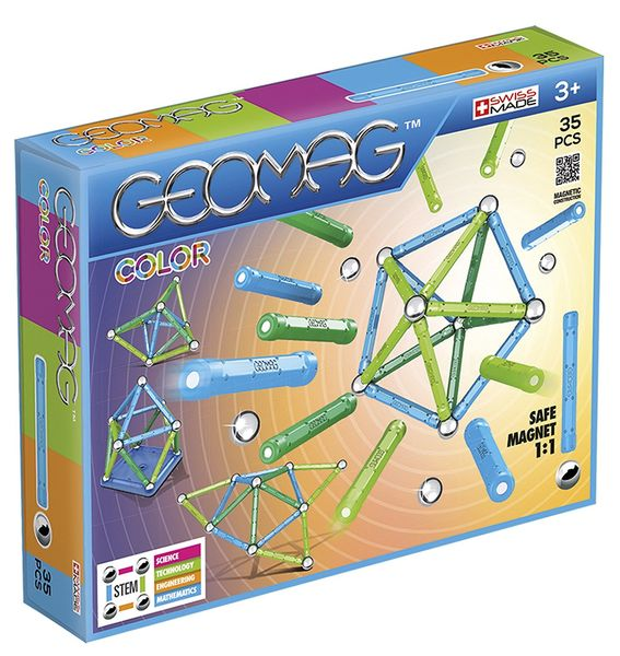 Geomag Color 35 osaa