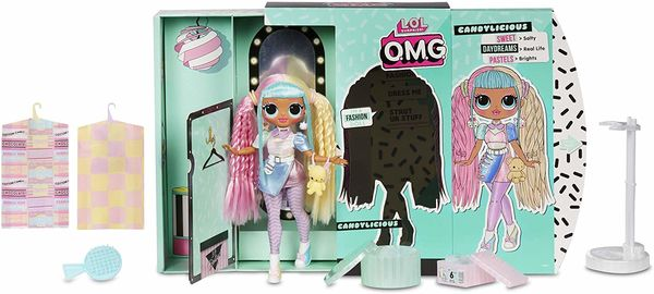 L.O.L Surprise Omg Core Doll Candylicious