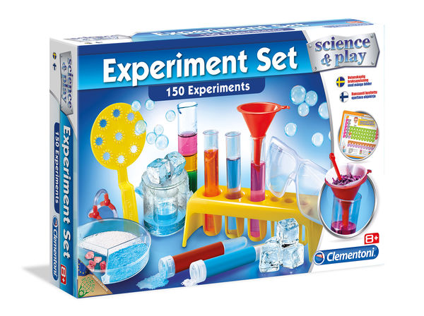 Science & Play Experiment set Kemistisarja 150 koetta