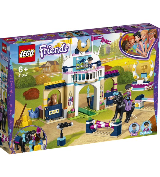 Lego Friends Stephanien Esteratsastus