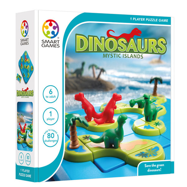 Smart Games Dinosaurs