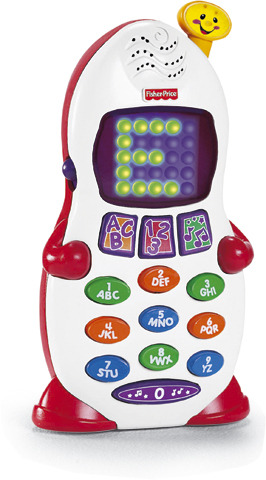Fisher-Price Laugh & Learn Puhelin