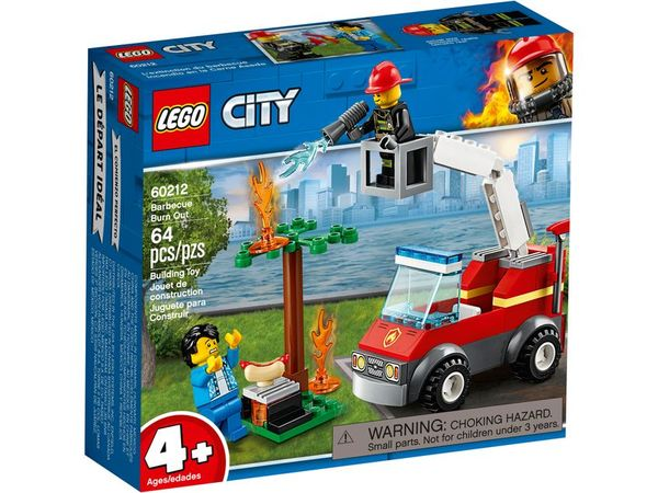 Lego City Grillipalo 60212