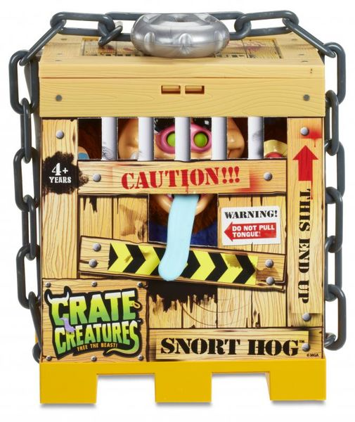 Crate Creatures Surprise - Snort Hog