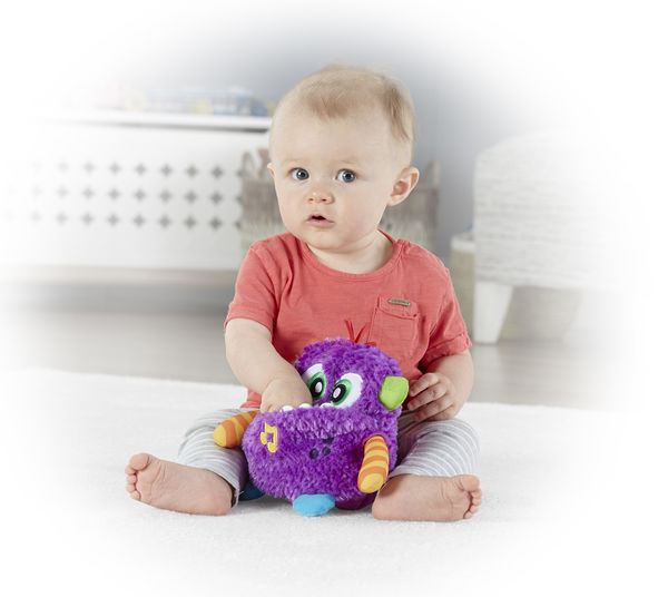 Fisher-Price Giggles ´n Growls Monster hirviö