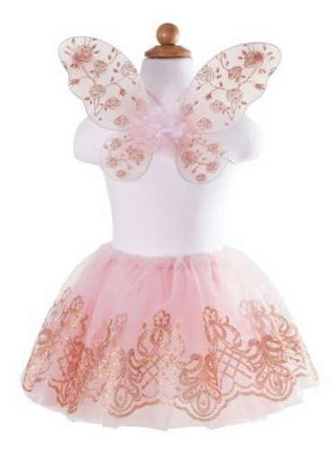 Great Pretenders Rose Gold Tutu ja siivet