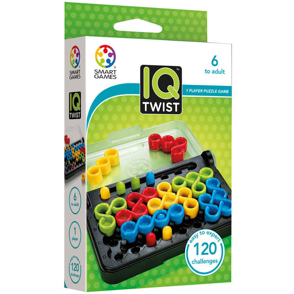 Smart Games IQ Twist Matkapeli